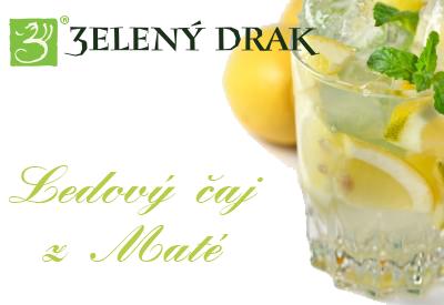 Ledový čaj Maté | prodej čaje a kávy Čaj-a-Káva.cz